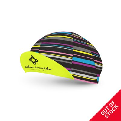Crazy linee cycling hat > By Bike Inside