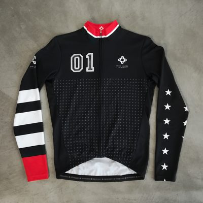 Thermal Longe sleeves Stars and Stripes jersey