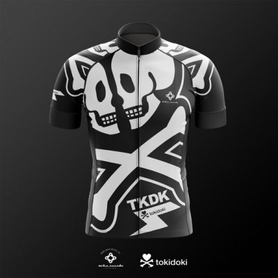 Exclusive Tokidoki L.E. cycling jersey
