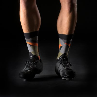 Cycling socks by Bike Inside