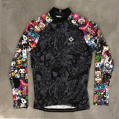 Winter Tokidoki jersey by BikeInside.cc