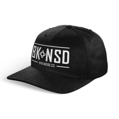 Snapback cap by BikeInside