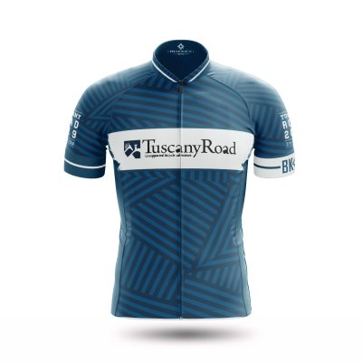 Official Jerseys to Tuscany Road 2019 by BikeInside