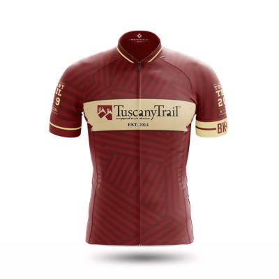 Official Jerseys to Tuscany Trail 2019 by BikeInside