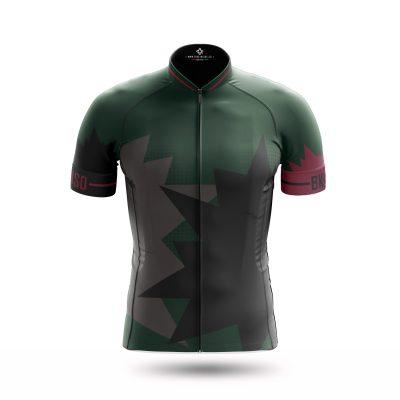 NEW Flash Green style jerseys by Bike Inside