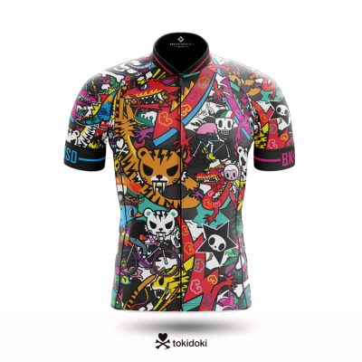New Tokidoki L.E. 2019 jerseys by Bike Inside