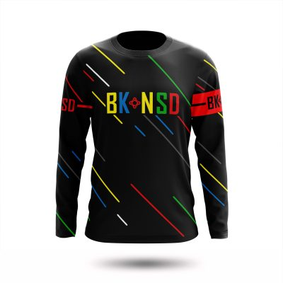 BKNSD Freeride jerseys by Bike Inside